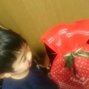 クリスマスプレゼント。