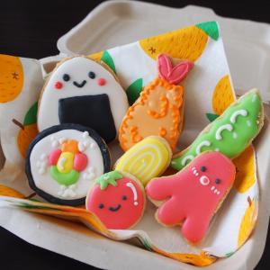 アイシングクッキー教室お知らせ(2021年10月・11月・12月)