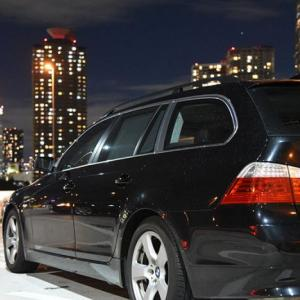 去年の今日(2019/10/30)は何があった?あれから1年… 水没全損に対するレクイエム BMW E61 525i