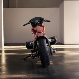 今更ですが… BMW Motorrad Comcept R18/2 の後ろ姿に一目惚れした話…