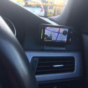 気になる取付工賃!? ドラレコ&GPSレーダー YUPITERU SUPER CAT Z800DRの取付け…  BMW E61 525i