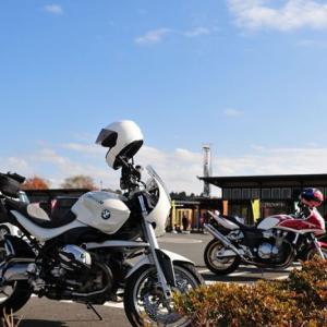 道の駅の人気について考えてみる… 3連休は何してた?バイクでお出かけ… 道の駅サシバの里いちかい BMW R1200R(2010)