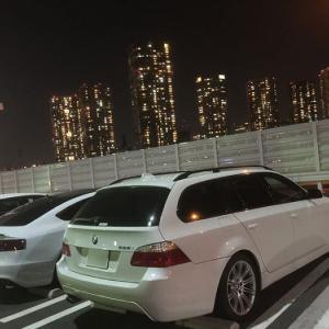 ついにサヨナラ… BMW E61 525i  (F36グランクーペ)納車までの長い1日…