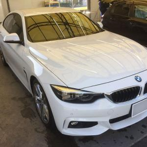 結局修理もせずに入庫1週間で車を引き取ってきた話… BMW F36 420i