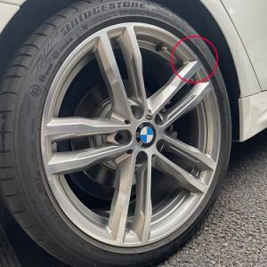 お金持ちほど気にしない!? ホイールのガリ傷… 貴方ならどうする? BMW F36 420i