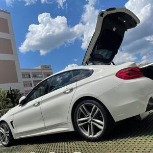誤作動は怖いですよね… 勝手に開くトランクとは?トランク・リッド・スマート オープナーについて… BMW F36 420i