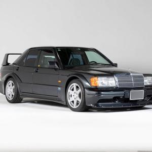 これぞ本物のオークション!? 1990 Mercedes-Benz 190E 2.5-16 Evolution II が出品中!
