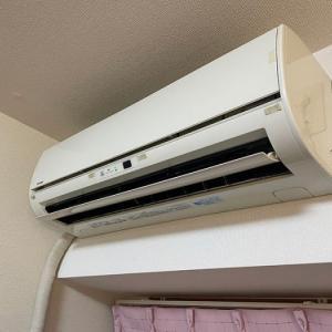 猛暑が始まったらエアコン壊れた…