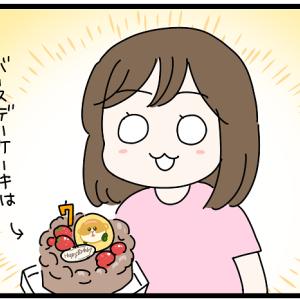マイちゃんお誕生日/プレゼント選びで悩む