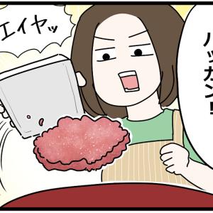 【レタスクラブ】生肉をさわるのが苦手な私にぴったり!フライパンに直接INして作るハンバーグ