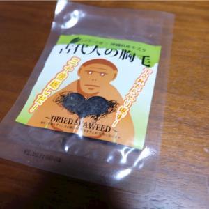 「古代人の胸毛」を使ってミソスープを作ってみた