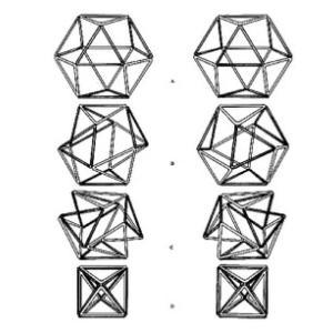【複製】ベクトル平衡体とは①