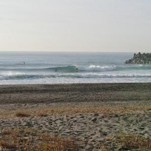 県内良い波ありました。