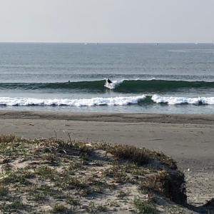 春サーフィン満喫 土曜日