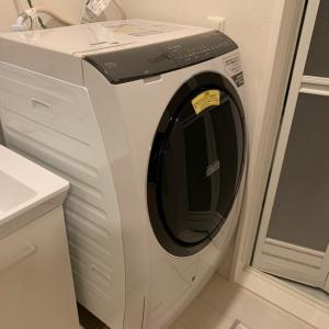 神アイテム!ドラム式洗濯機を手に入れた!日立ビッグドラム