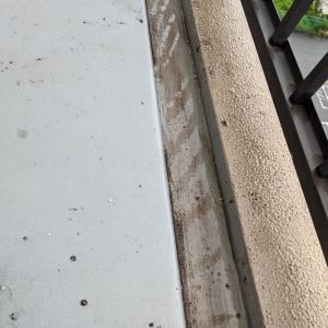 雨の日にはベランダ掃除がおすすめ