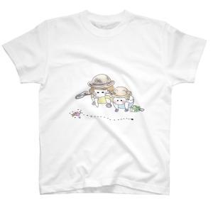 グッズTシャツの宣伝