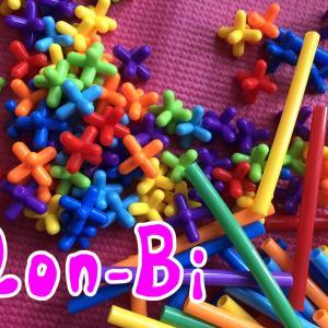 【PR】知育玩具ロンビーレビュー