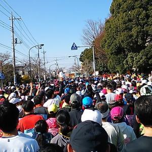 マラソン中止について…