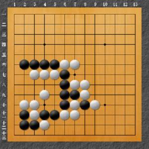 囲碁(手筋問題)2