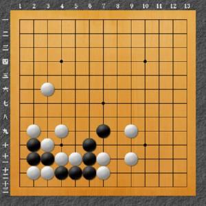 囲碁手筋問題5