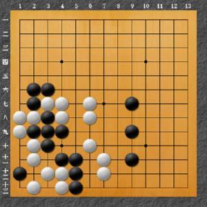 囲碁手筋問題 12