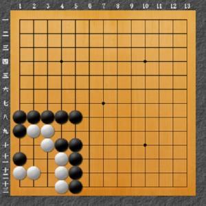 i囲碁死活問題 16