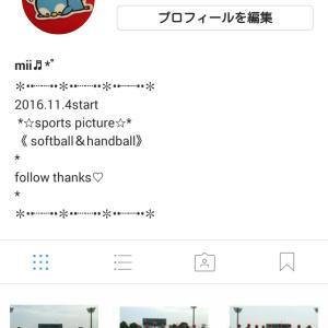 Instagram。