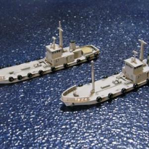 モデリウム「水船」1/700