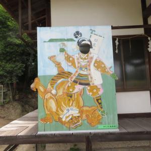 桃太郎伝説と桃太郎神社