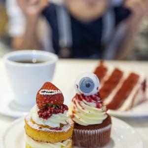 FRANZE & EVANS LONDONのハロウィンケーキ
