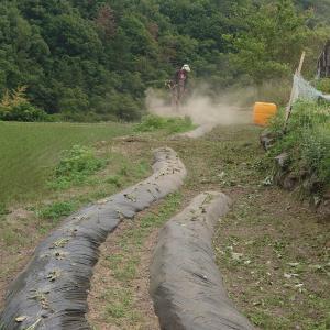 ザ・草刈りダー参上