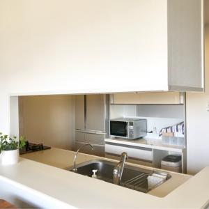 キッチンを整えて暮らしを楽しむ時間を増やす。