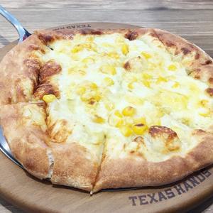 テキサスハンズでイートイン!焼きたてピザを食べてきた。
