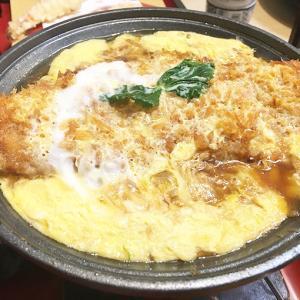 和食麺処 サガミでアツアツの「かつ鍋定食」を食す♪