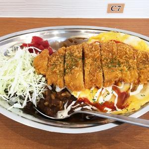 金沢カレーのインデアンカレーが高岡に復活!やさたまカツカレーを食す♪