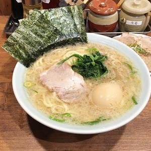 高岡市【横濱家系らーめん 元喜家】チャーシューめんを食す!