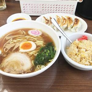 高岡市【憩房ラーメン どんき】お得なランチ「ラーメンEセット」を食べてきた!