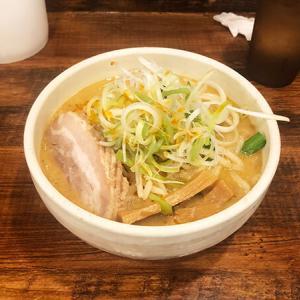 射水市【らーめんキラリ】行列のできる大人気店!極太麺&濃厚スープの「味噌らーめん」を食す♪