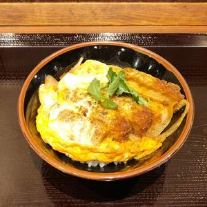 【丸亀製麺】販売店発見!店舗限定メニュー「カツ丼」を食す♪