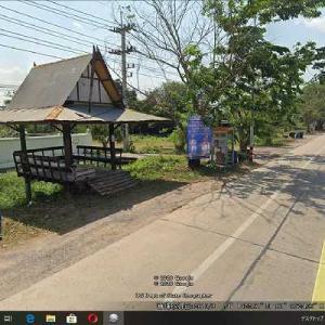グーグルアースでタイ旅行