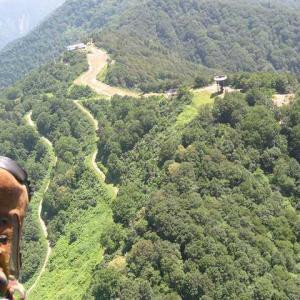 立山パラグライダースクール2