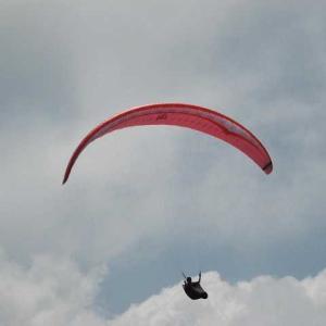 パラグライダー3