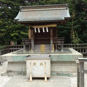YGPにある恵比寿神社