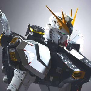 METAL STRUCTURE 解体匠機 逆襲のシャア RX-93 νガンダム(遂に撃墜)
