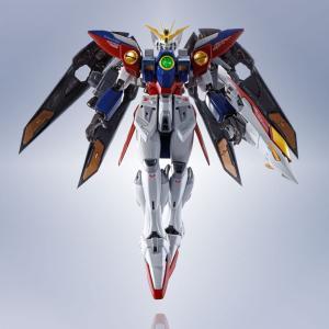METAL ROBOT魂 新機動戦記ガンダムW ウイングガンダムゼロ「任務完了」