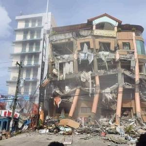 【地震崩壊】フィリピンのコンドミニアムの脆さが露呈|フィリピンで地震に備える