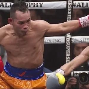 【WBSS決勝】ドナイエの薄毛とはみ出た贅肉がやたらと気になるボクシング決戦