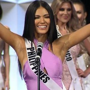 【10年間で最低】2019年ミスユニバース世界大会結果|フィリピン代表Gazini Ganadosは17位