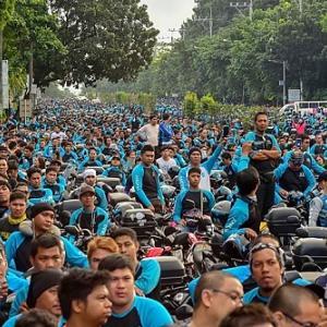 【悪循環】バイクタクシーAngkas(アンカス)がまた営業停止される|行政が民間の足を引っ張る